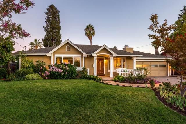 14520 Gunston Way, San Jose, CA 95124 (#ML81803360) :: The Goss Real Estate Group, Keller Williams Bay Area Estates