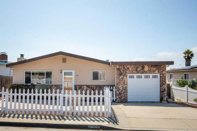 1737 Luzern St, Seaside, CA 93955 (#ML81803361) :: Robert Balina | Synergize Realty