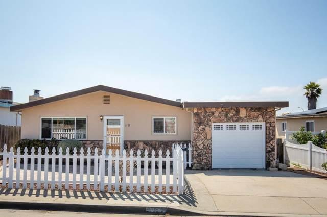 1737 Luzern St, Seaside, CA 93955 (#ML81803361) :: Strock Real Estate