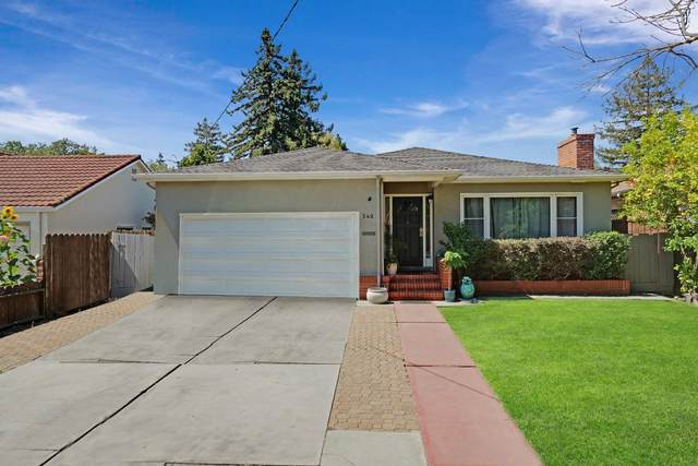 Jeter St, Redwood City, CA 94062 (#ML81803410) :: Alex Brant Properties