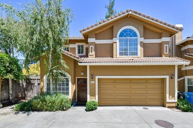 812 Palm Ave, Redwood City, CA 94061 (#ML81803413) :: Strock Real Estate