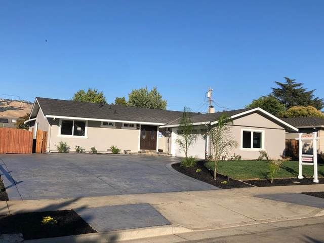 4096 Partridge Dr, San Jose, CA 95121 (#ML81803462) :: Live Play Silicon Valley