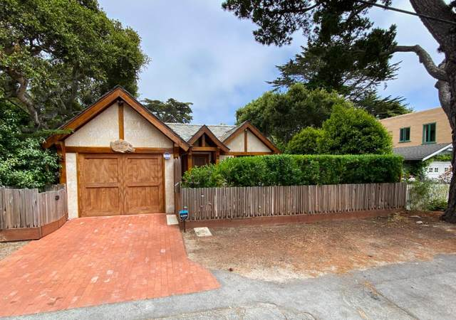 0 Carmelo 4 Se Of 13th St, Carmel, CA 93921 (#ML81803494) :: Alex Brant Properties