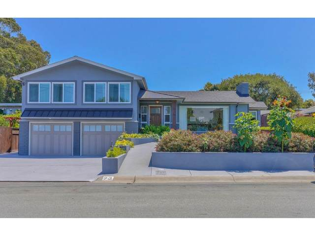 73 Melway Cir, Monterey, CA 93940 (#ML81803497) :: The Realty Society
