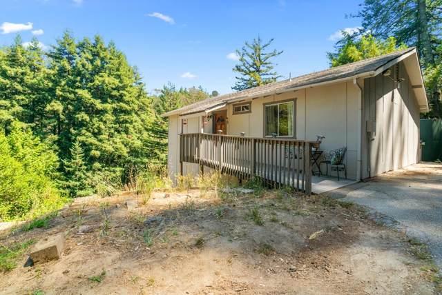 250 Old Ranch Rd, Santa Cruz, CA 95060 (#ML81803501) :: Strock Real Estate
