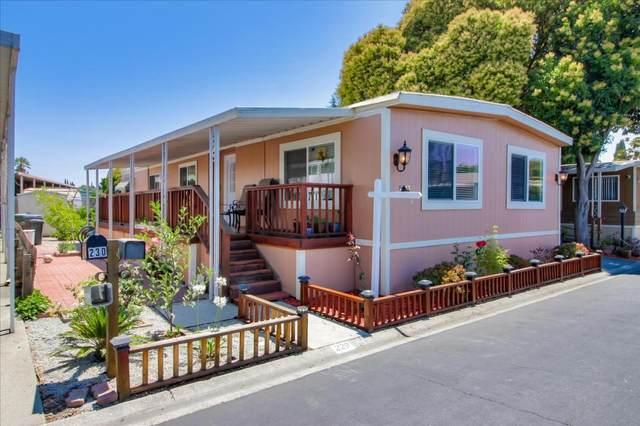 2151 Oakland Rd 229, San Jose, CA 95131 (#ML81803582) :: Robert Balina | Synergize Realty