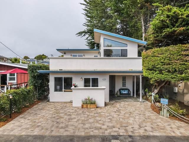 406 Park Dr, Aptos, CA 95003 (#ML81803590) :: Strock Real Estate