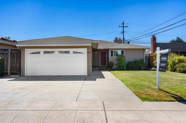 2214 Bermuda Dr, San Mateo, CA 94403 (#ML81803653) :: Alex Brant Properties