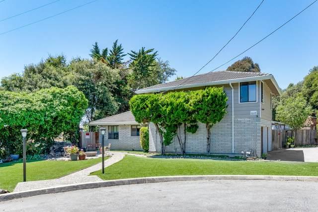 2701 Mattison Ln, Santa Cruz, CA 95065 (#ML81803682) :: Robert Balina | Synergize Realty