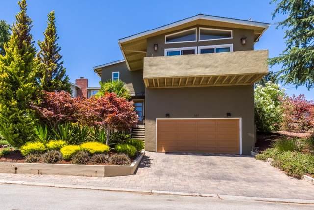 147 Rockridge Rd, San Carlos, CA 94070 (#ML81803686) :: Alex Brant Properties