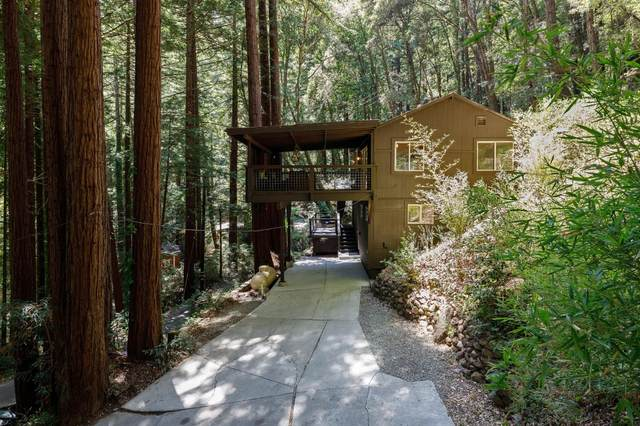 87 Redwood Dr, Loma Mar, CA 94021 (#ML81803720) :: Robert Balina | Synergize Realty