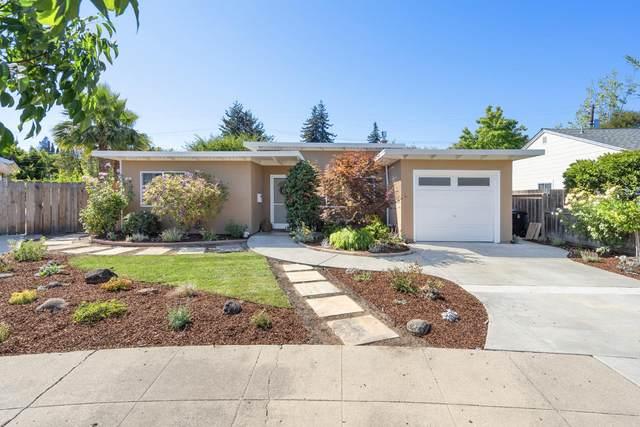 36 Garden St, Redwood City, CA 94063 (#ML81803762) :: Alex Brant Properties
