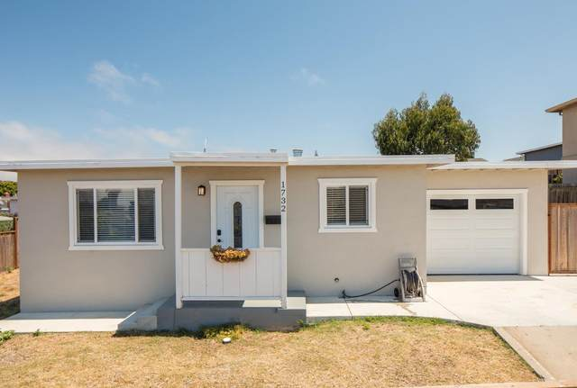 1732 Luxton St, Seaside, CA 93955 (#ML81803770) :: Robert Balina | Synergize Realty