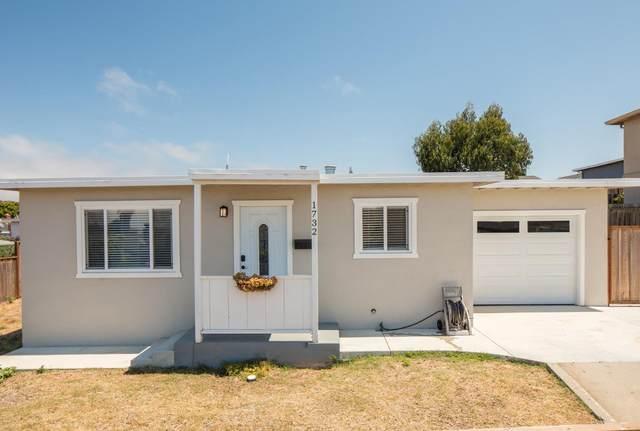 1732 Luxton St, Seaside, CA 93955 (#ML81803770) :: Strock Real Estate