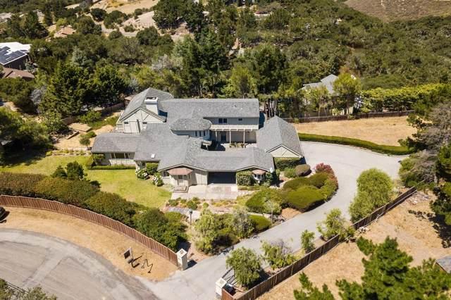 370 El Caminito Rd, Carmel Valley, CA 93924 (#ML81803774) :: Alex Brant Properties