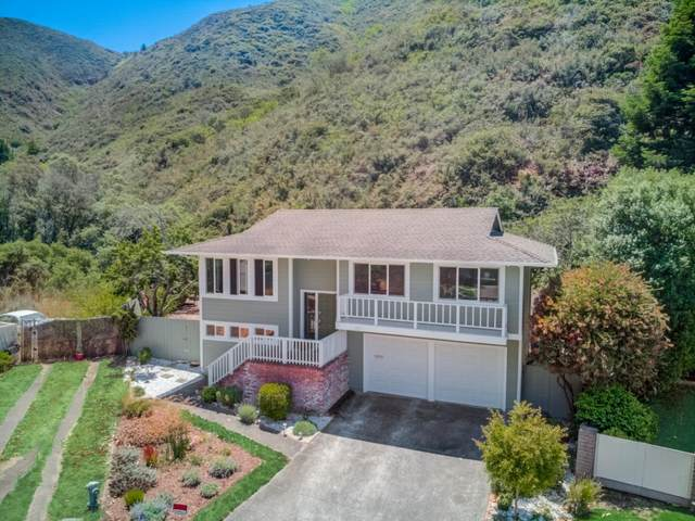 607 Big Bend Dr, Pacifica, CA 94044 (#ML81803808) :: The Sean Cooper Real Estate Group