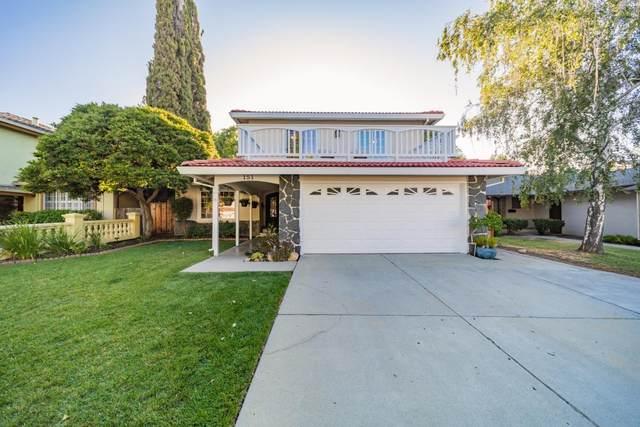 151 Wyandotte Dr, San Jose, CA 95123 (#ML81803816) :: Live Play Silicon Valley