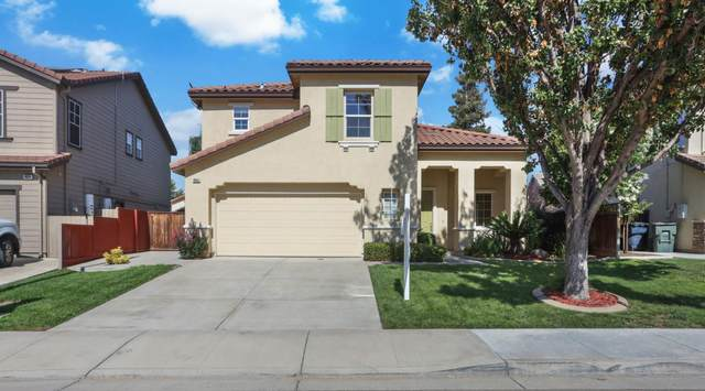 4654 Monarch Ln, Tracy, CA 95377 (#ML81803827) :: The Kulda Real Estate Group