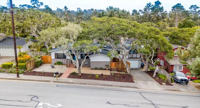 413 Sinex Ave, Pacific Grove, CA 93950 (#ML81803830) :: The Realty Society