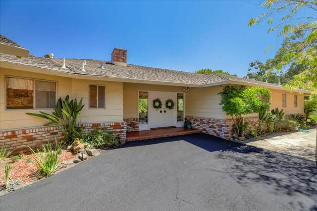 1465 San Raymundo Rd, Hillsborough, CA 94010 (#ML81803858) :: Strock Real Estate