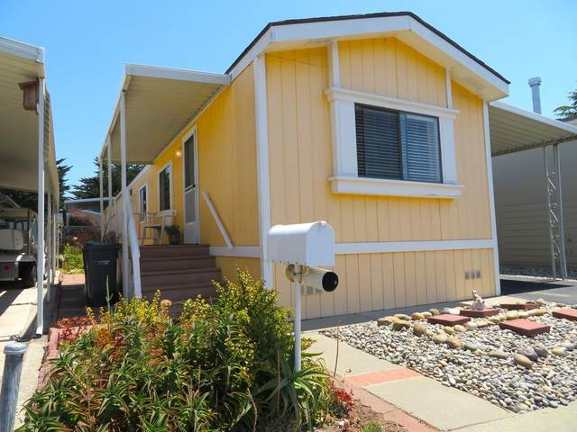 4160 Jade St 66, Capitola, CA 95010 (#ML81803859) :: Live Play Silicon Valley