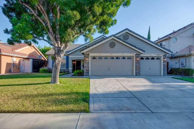1822 Brooks Ct, Los Banos, CA 93635 (#ML81803928) :: Strock Real Estate