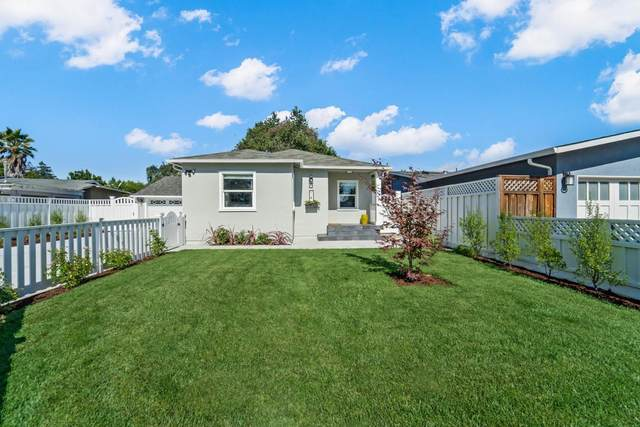 14 Wayne Ct, Redwood City, CA 94063 (#ML81803947) :: Strock Real Estate