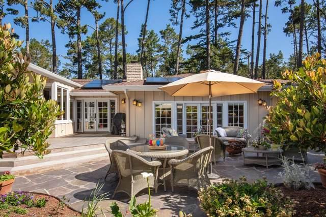 4052 Ronda Rd, Pebble Beach, CA 93953 (#ML81803963) :: Robert Balina   Synergize Realty