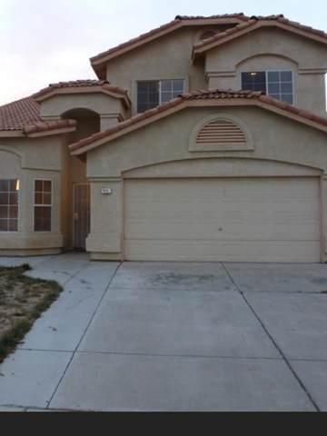 815 Del Rio Dr, Los Banos, CA 93635 (#ML81803984) :: Strock Real Estate