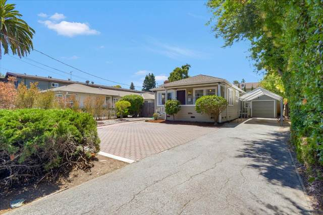 1514 Hudson St, Redwood City, CA 94061 (#ML81804009) :: Robert Balina | Synergize Realty