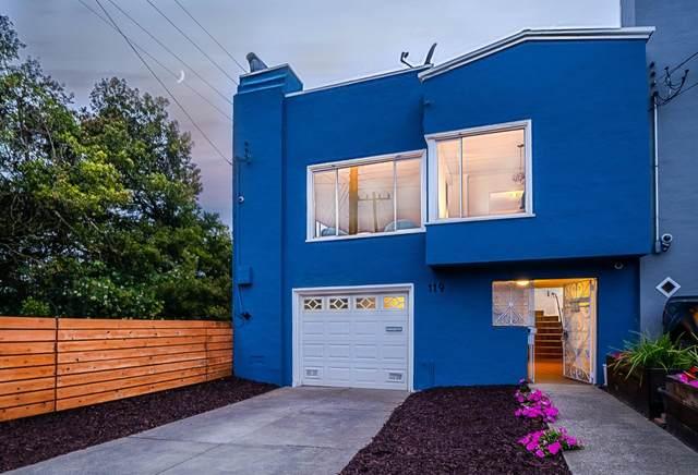119 Victoria St, San Francisco, CA 94132 (#ML81804022) :: Real Estate Experts