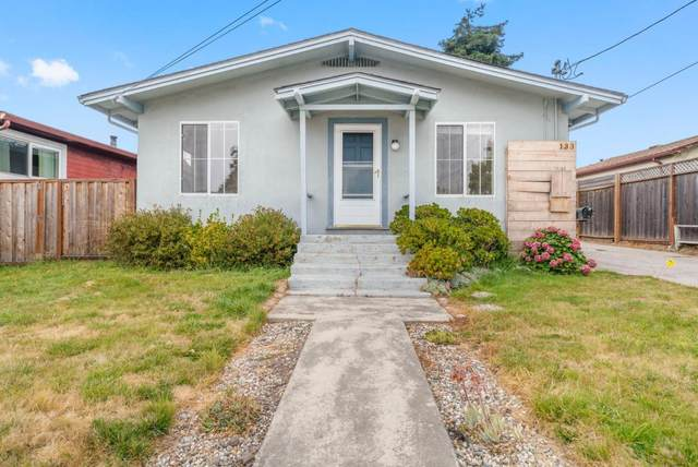 133 Surfside Ave, Santa Cruz, CA 95060 (#ML81804044) :: Robert Balina | Synergize Realty