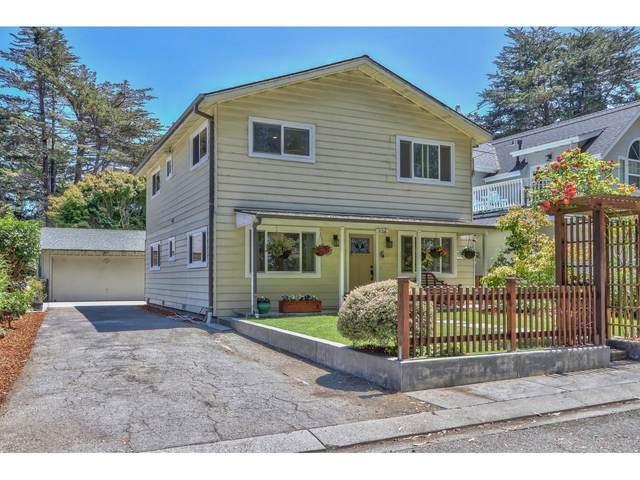 324 Palmer Ave, Aptos, CA 95003 (#ML81804057) :: Schneider Estates