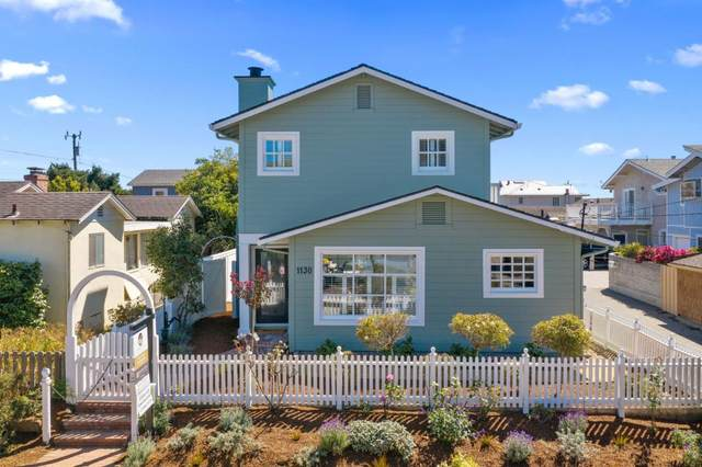 1130 Prospect St, Santa Cruz, CA 95062 (#ML81804075) :: Intero Real Estate