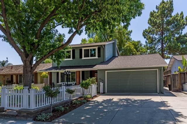 312 Grandpark Cir, San Jose, CA 95136 (#ML81804083) :: Live Play Silicon Valley