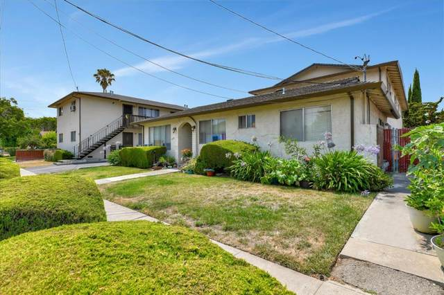 644 Lincoln St, Santa Clara, CA 95050 (#ML81804086) :: Live Play Silicon Valley