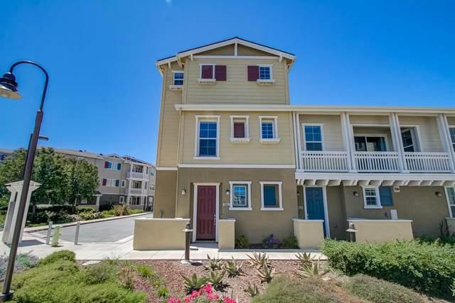 642 Bair Island Rd 1002, Redwood City, CA 94063 (#ML81804088) :: Alex Brant Properties