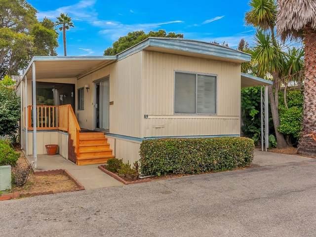 1190 7th Ave 89, Santa Cruz, CA 95062 (#ML81804092) :: Alex Brant Properties