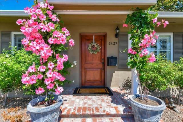 2437 Tulip Rd, San Jose, CA 95128 (#ML81804116) :: Strock Real Estate