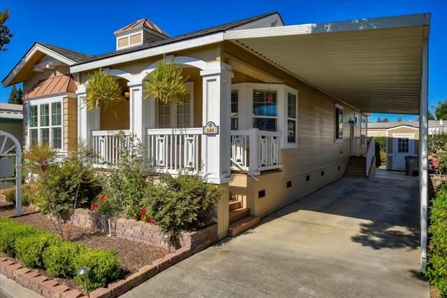 149 Quail Hollow Dr 149, San Jose, CA 95128 (#ML81804130) :: Live Play Silicon Valley