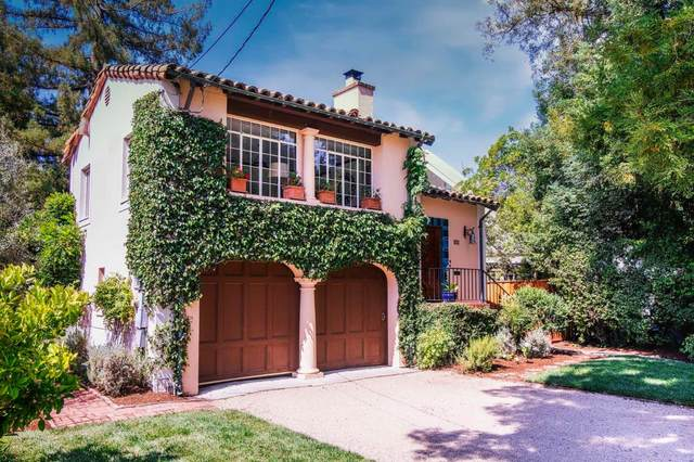 1410 Tasso St, Palo Alto, CA 94301 (#ML81804141) :: Strock Real Estate