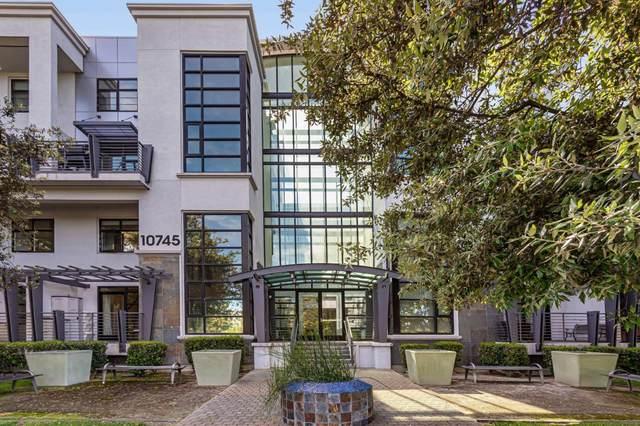10745 N De Anza Blvd 103, Cupertino, CA 95014 (#ML81804147) :: The Goss Real Estate Group, Keller Williams Bay Area Estates