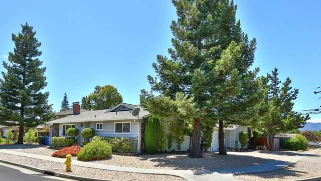 300 Carlton Ave, Los Gatos, CA 95032 (#ML81804151) :: Robert Balina | Synergize Realty