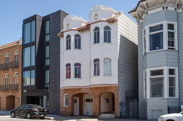 2914-2916 Franklin St, San Francisco, CA 94123 (#ML81804172) :: Real Estate Experts