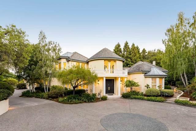 27866 Via Corita Way, Los Altos Hills, CA 94022 (#ML81804177) :: The Kulda Real Estate Group