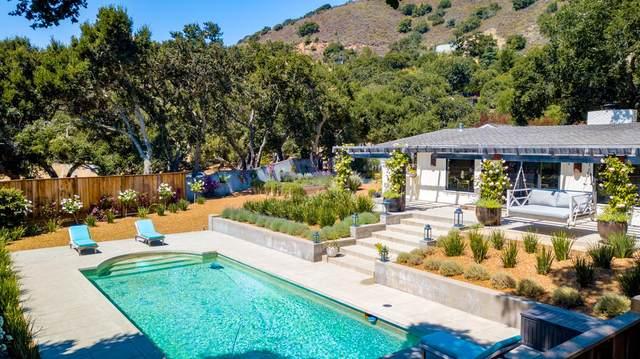 58 La Rancheria, Carmel Valley, CA 93924 (#ML81804194) :: Robert Balina | Synergize Realty