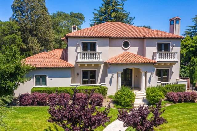 1888 Floribunda Ave, Hillsborough, CA 94010 (#ML81804197) :: The Kulda Real Estate Group