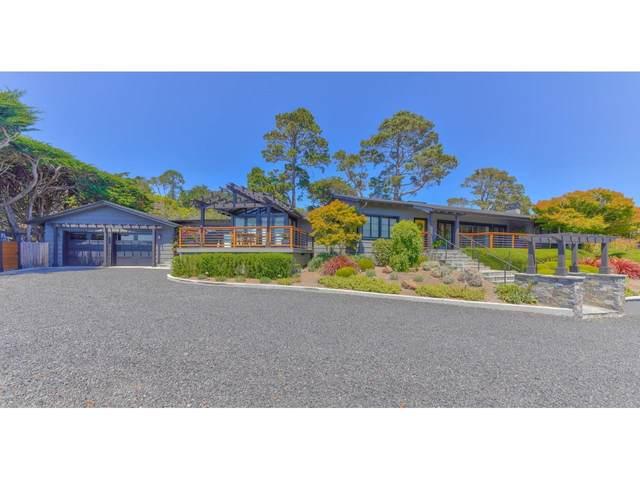 3385 Martin Rd, Carmel, CA 93923 (#ML81804207) :: The Kulda Real Estate Group