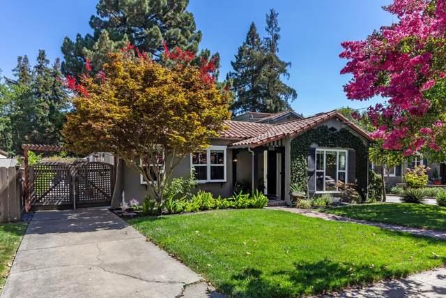 868 Nevada Ave, San Jose, CA 95125 (#ML81804222) :: Live Play Silicon Valley