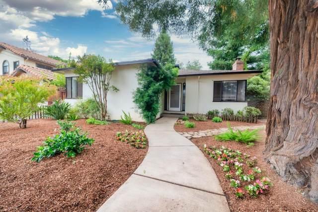 121 Del Monte Ave, Los Altos, CA 94022 (#ML81804267) :: The Kulda Real Estate Group